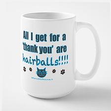 hairballs Mug