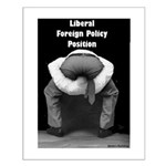 Liberal Foreign Policy Small Poster