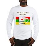 Wicked Coffee Mr. Jim Long Sleeve T-Shirt