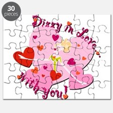 Dizzy in Love with You! Puzzle