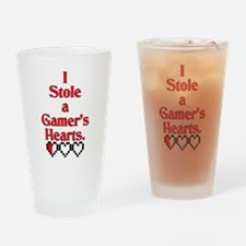 Funny Zelda Drinking Glass