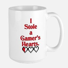 Heart Stealer Mugs