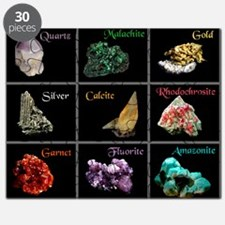 Mineral Collection Puzzle