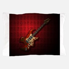 KuuMa Guitar 01 (R) Pillow Case