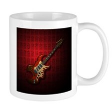 KuuMa Guitar 01 (R) Mug