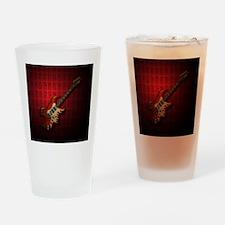 KuuMa Guitar 01 (R) Drinking Glass