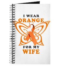 I Wear Orange for my Wife Journal