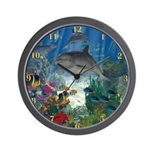 Cute Attractive Wall Clock