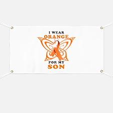 I Wear Orange for my Son Banner