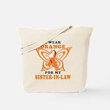 I Wear Orange for my Sister in Law Tote Bag