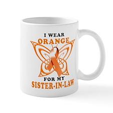 I Wear Orange for my Sister in Law Mug