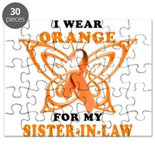 I Wear Orange for my Sister in Law Puzzle