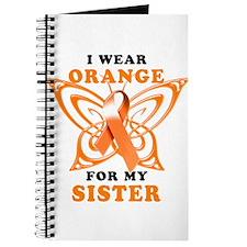 I Wear Orange for my Sister Journal