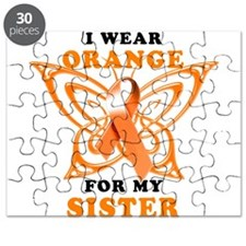 I Wear Orange for my Sister Puzzle