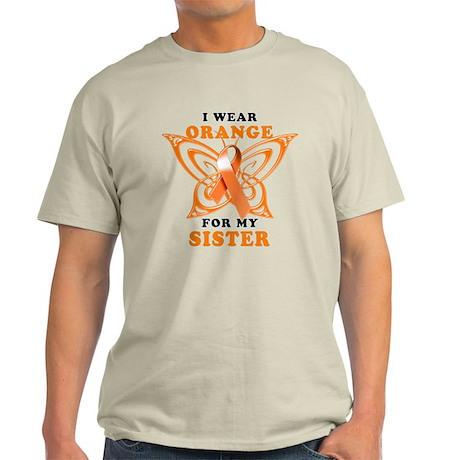 I Wear Orange for my Sister T-Shirt