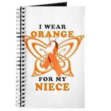 I Wear Orange for my Niece Journal