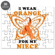 I Wear Orange for my Niece Puzzle