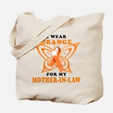 I Wear Orange for my Mother in Law Tote Bag