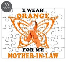 I Wear Orange for my Mother in Law Puzzle