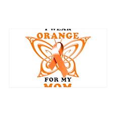 I Wear Orange for my Mom Wall Decal