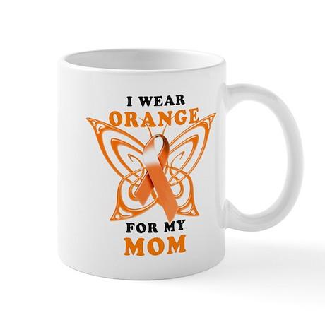 I Wear Orange for my Mom Mug