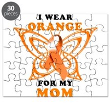 I Wear Orange for my Mom Puzzle