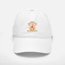I Wear Orange for my Husband Baseball Baseball Baseball Cap