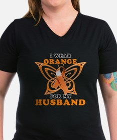 I Wear Orange for my Husband T-Shirt