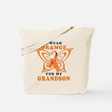 I Wear Orange for my Grandson Tote Bag