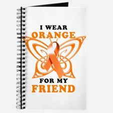 I Wear Orange for my Friend Journal