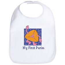 My First Purim Bib