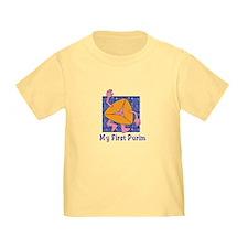 My First Purim T-Shirt
