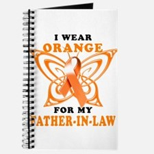 I Wear Orange for my Father in Law Journal