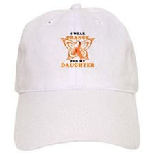 I Wear Orange for my Daughter Baseball Baseball Cap