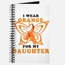 I Wear Orange for my Daughter Journal
