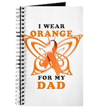 I Wear Orange for my Dad Journal