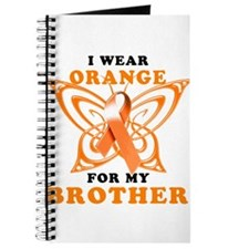 I Wear Orange for my Brother Journal