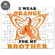 I Wear Orange for my Brother Puzzle