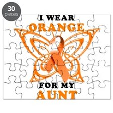 I Wear Orange for my Aunt Puzzle