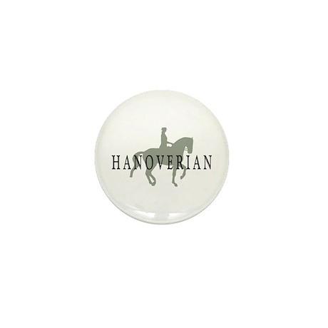 Piaffe Hanoverian Mini Button (10 pack)