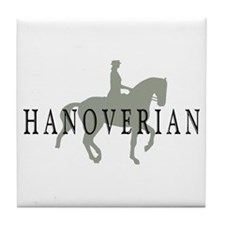 Piaffe Hanoverian Tile Coaster