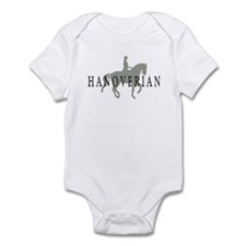 Piaffe Hanoverian Infant Bodysuit