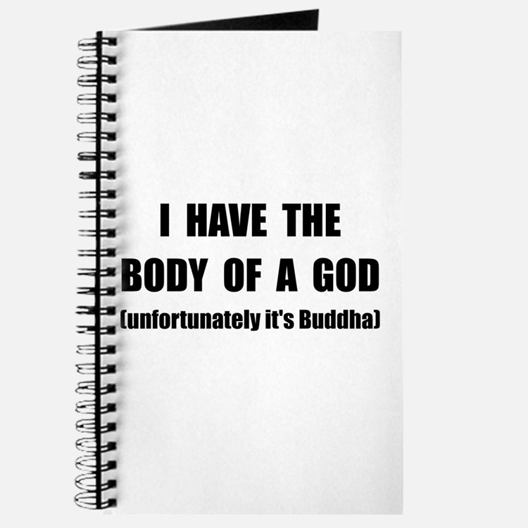 Buddha Body Journal