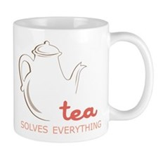 Solves Everything Mug