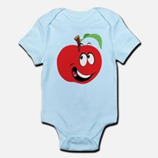 Happy Apple Body Suit