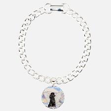 Cute Angel poodle Bracelet