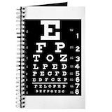 Optometrist Journals & Spiral Notebooks