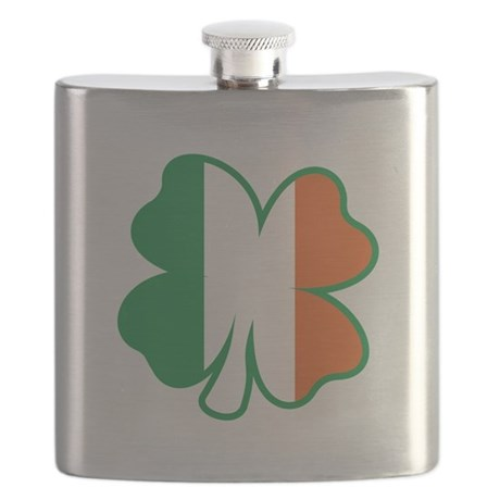 Clover Ireland Flag Flask