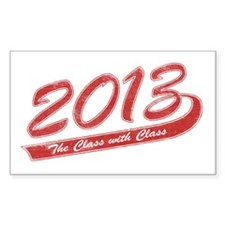 The Class with Class Decal