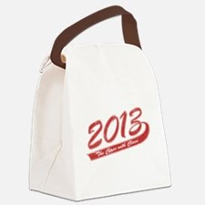 The Class with Class Canvas Lunch Bag